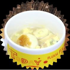 鉾八たまごスープ